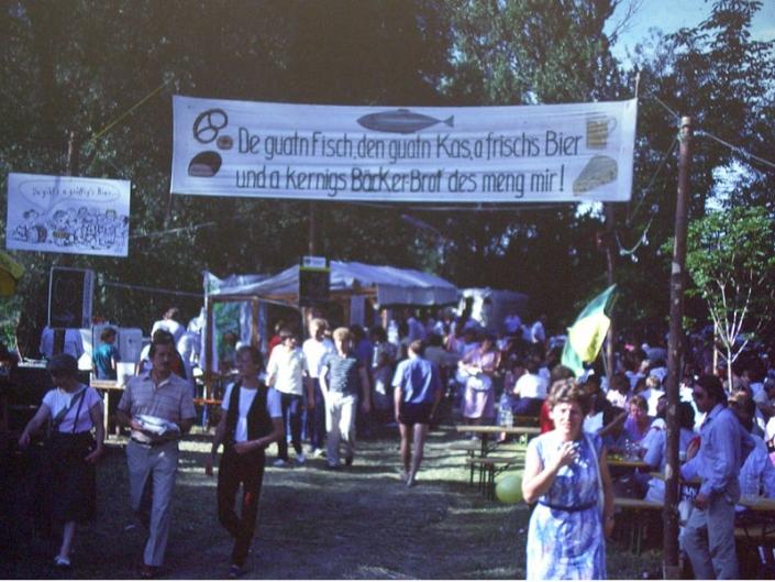 Fischerfest 1984
