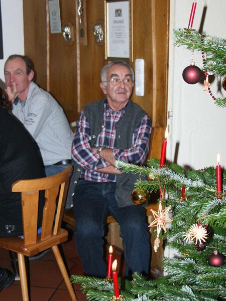 Weihnachtfeier 2011