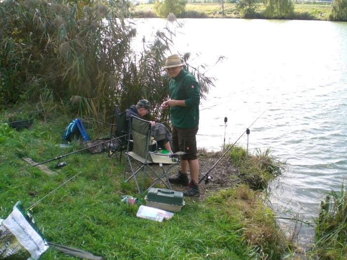 Allershausener See Gemeindschaftsfisch