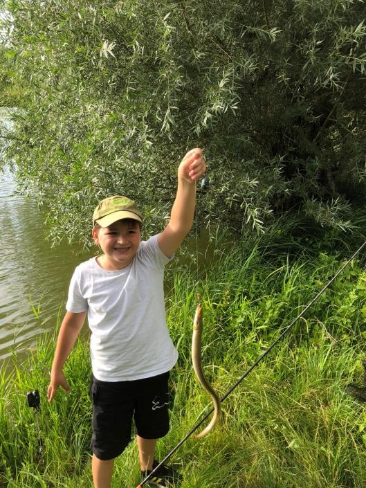 Jugendfischen Allershausener See5